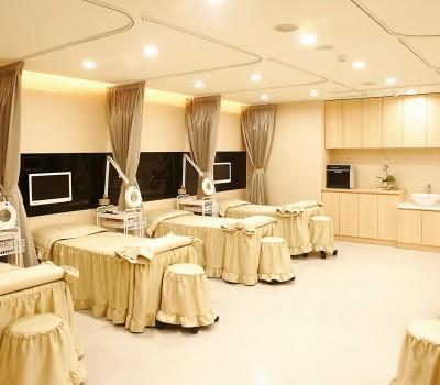Cosmetology Treatment Room